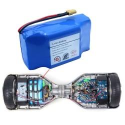 Riedžiams skirta baterija