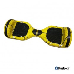 Riedis AUTO BALANCE ir Bluetooth - Yellow bricks