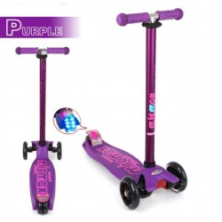 Paspirtukas MicMAX smart PURPLE
