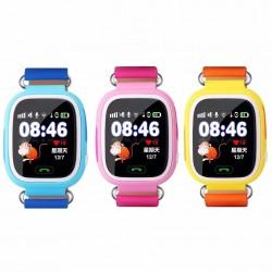 Vaikiškas išmanusis laikrodis su GPS ir Sim kortele