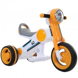 Elektromobilis - motociklas vaikams Flash