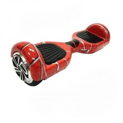 Riedis AUTO BALANCE ir Bluetooth - RED SPIDER