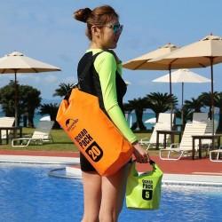 Vandeniui atsparus maišas 15L Dry Bag
