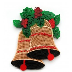 Kalėdiniai Varpeliai - šviesos dekoracija