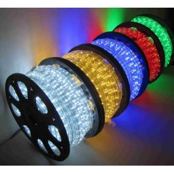 "LED girlianda 10metru ""Rope"""