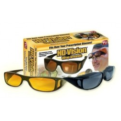 HD VISION - 2vnt. - naktiniai ir dieniniai akiniai