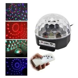 LED kristalų kamuolys