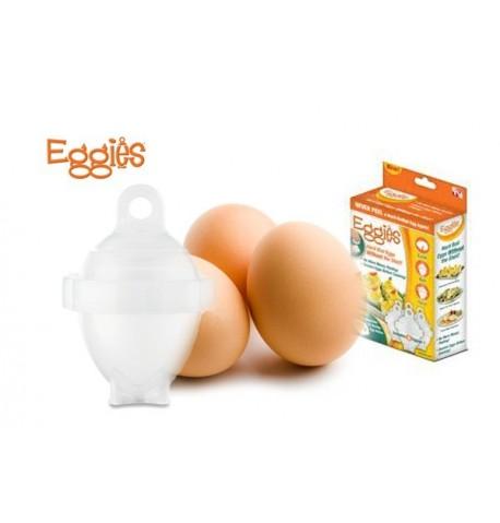 EGGIES kiaušinių virimo formelės