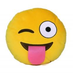Emoji Pliušinė pagalvė