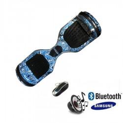 Modernus elektrinis riedis su Bluetooth - BLUE TIGER