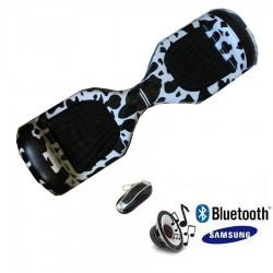 Modernus elektrinis riedis su Bluetooth - COWboy