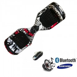 Riedis AUTO BALANCE ir Bluetooth - PIRATE