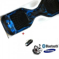 Riedis AUTO BALANCE Ir Bluetooth - Blue flame