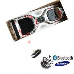 Riedis AUTO BALANCE Ir Bluetooth - English alphabet