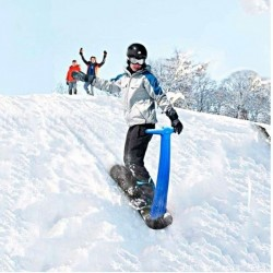 Snieglente - Snowboard Kick Scooter