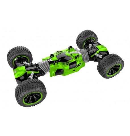 RC valdomas automobilis 3D Double-sided Stunt 360
