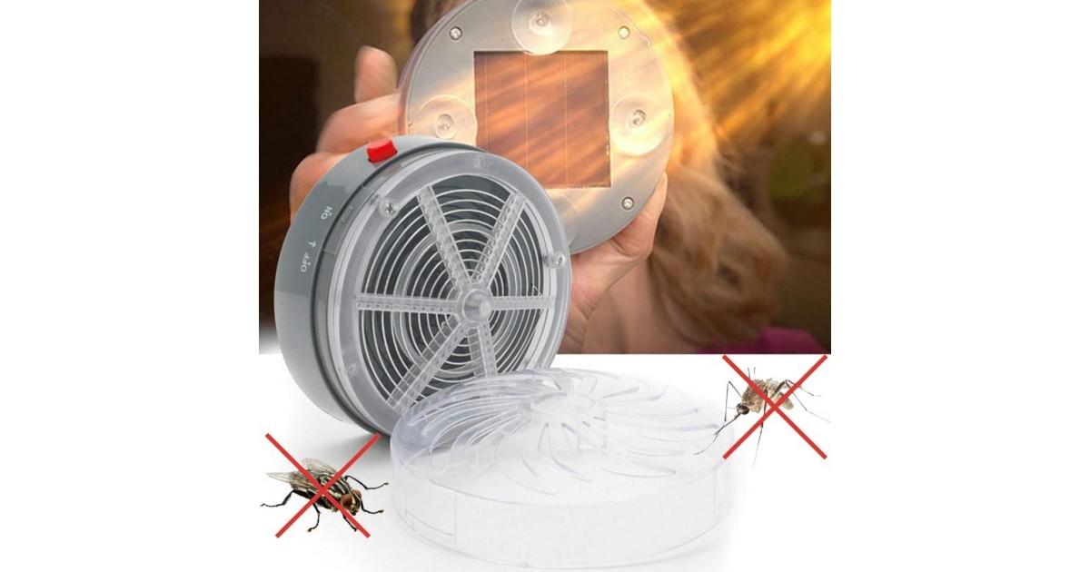 Vabzdžių naikinimo prietaisas Solar Buzzkill