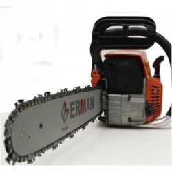 Benzininis grandininis pjūklas ERMAN EM5201 2.0 KW
