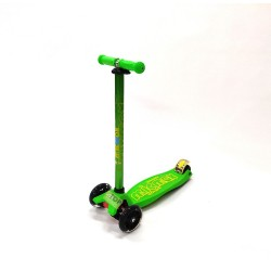 Paspirtukas MicMAX smart Green