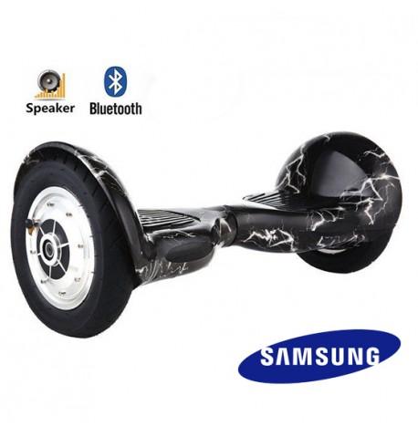 Riedis Dideliais pripučiamais ratais Smart BALANCE Lightnin