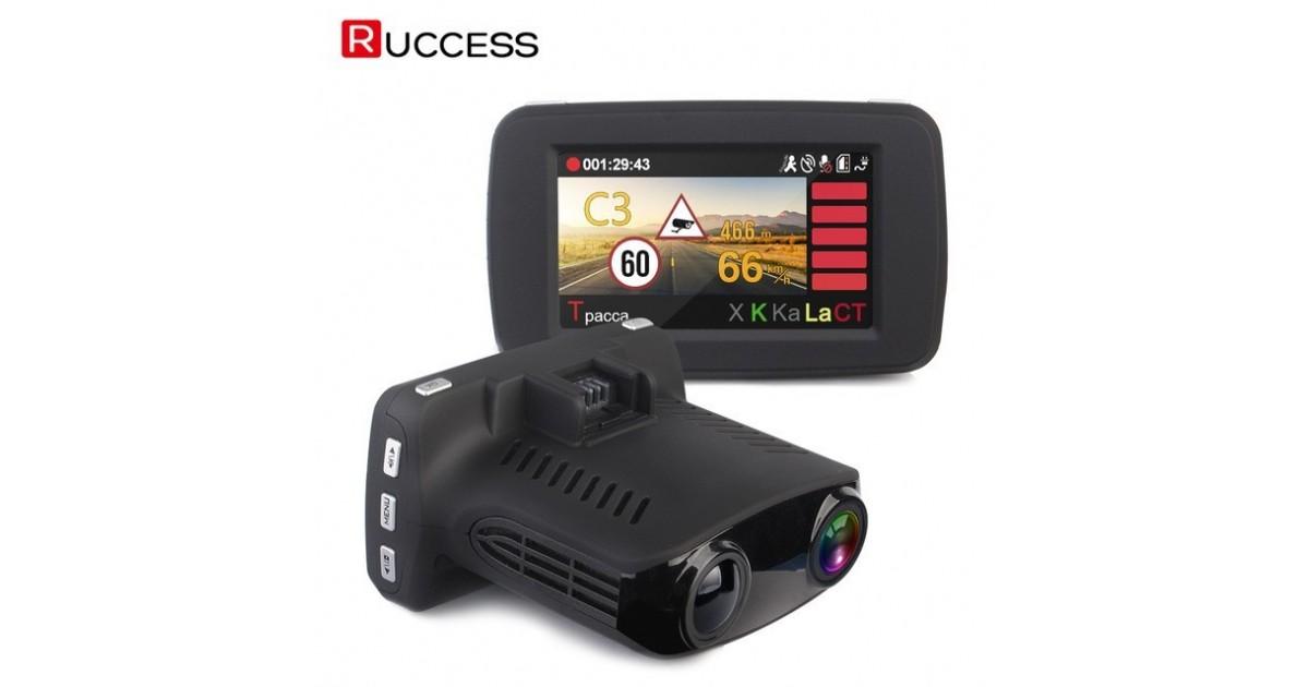 3-1ame Registratorius + Radaro Detektorius+GPS A7LA50D