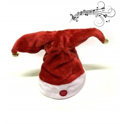 Grojanti kalėdinė kepurė