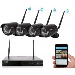 CCTV Stebėjimo 4 WiFi...