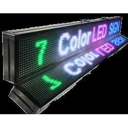 Informacinė LED vienspalvė švieslentė 700mm x 200mm