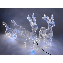 LED elniai su rogėmis