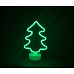 Kalėdinė dekoracija Neoninė...