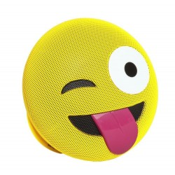 Emoji Bluetooth kolonėlė Crazy