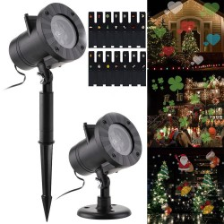 LED lauko projektorius Multifunction