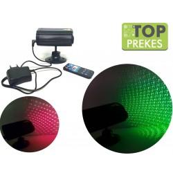 Lazerinis projektorius su pulteliu - remote LASER