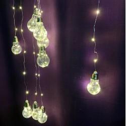 Kalėdų dekoracija LED BULBS