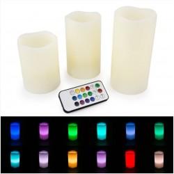 LED žvakės