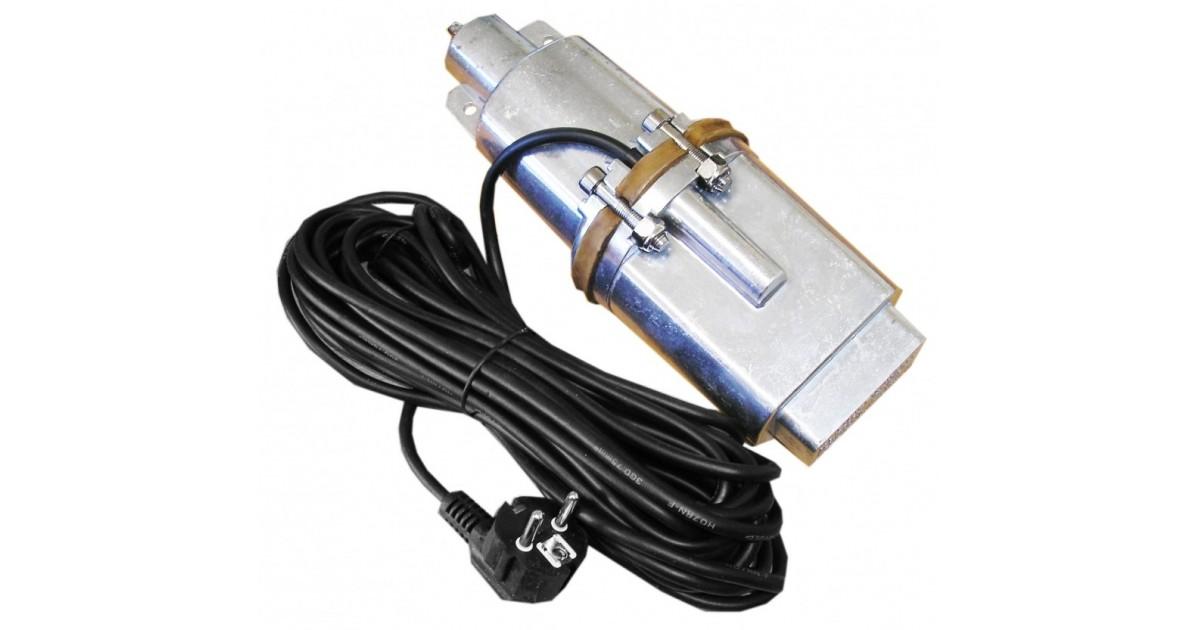 Panardinamas elektrinis vandens siurblys švariam vandeniui EX-8011