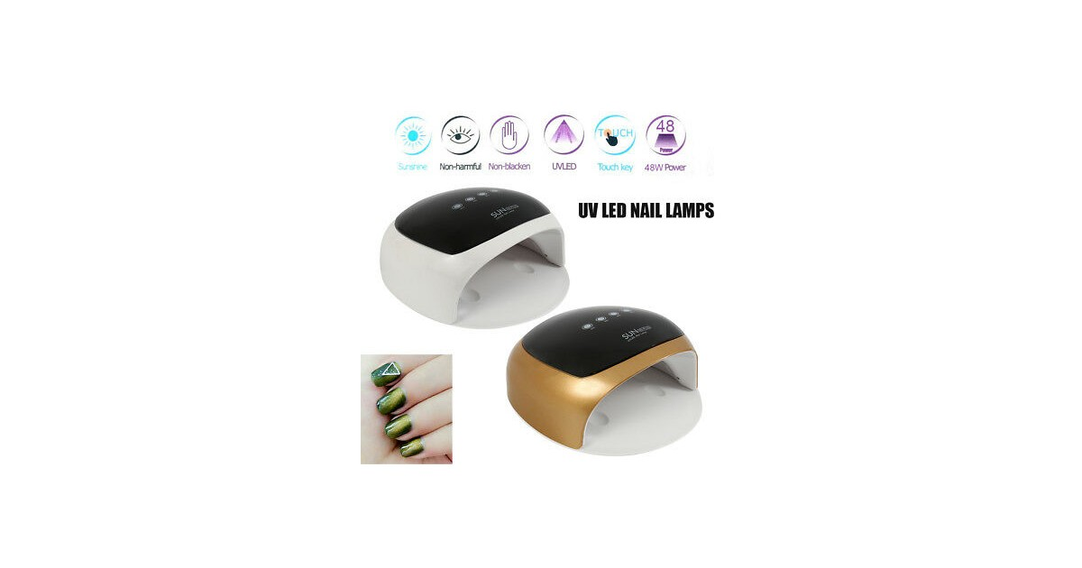 SUN4s plus UV/LED gelinio lakavimo lempa
