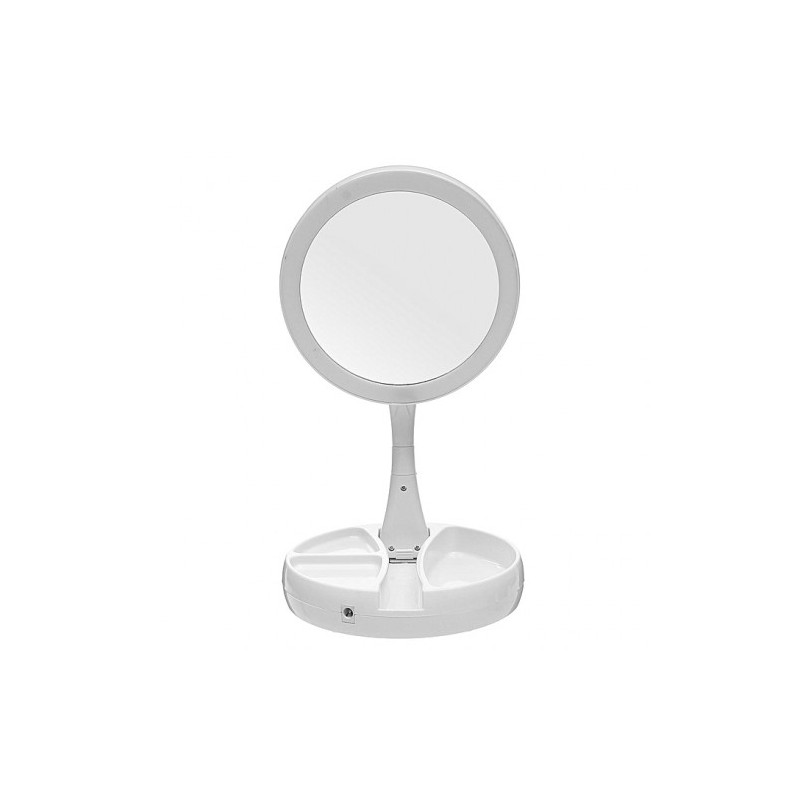 LED kosmetinis veidrodis My Fold Mirror JG-988