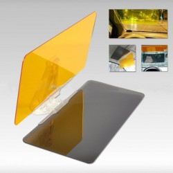 HD Vision Visor  dieninis ir naktinis skydeliai Geram kelio matomumui: