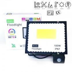 100w LED prožektorius su...