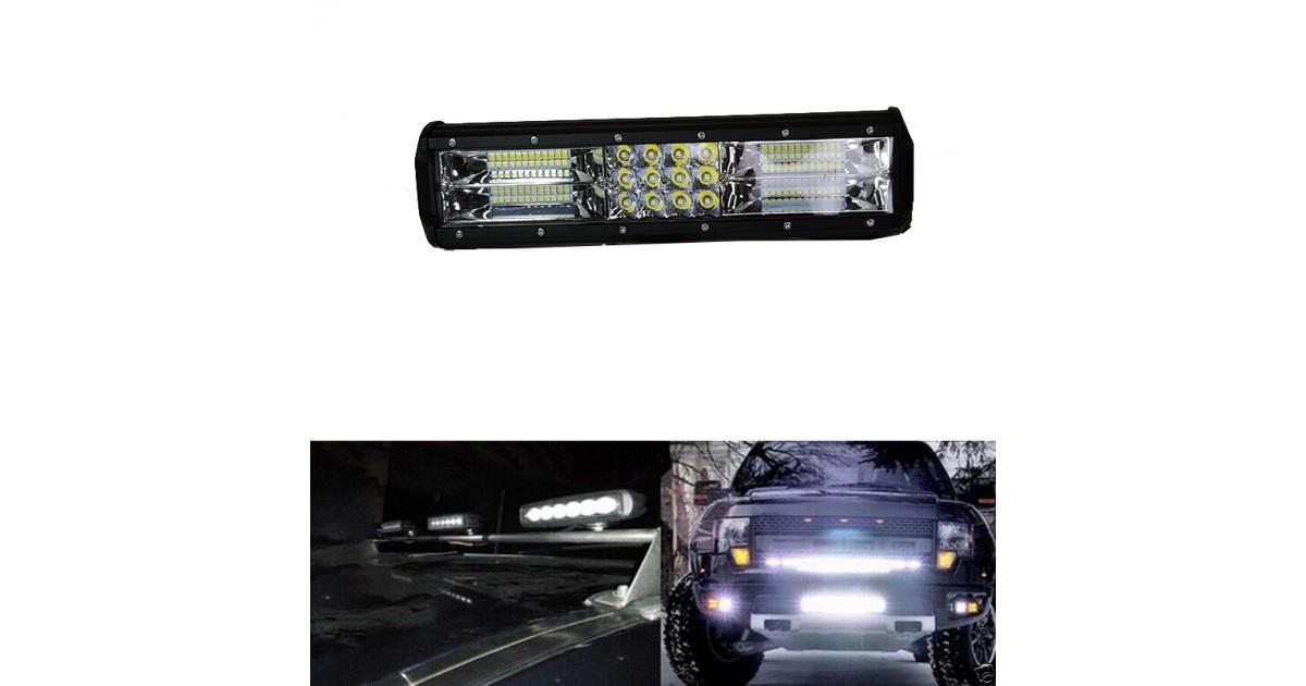 LED BAR žibintas 180W Tri-Row