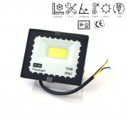 10w LED prožektorius 6500k mINI IP67