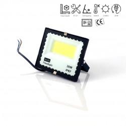 30w LED prožektorius 6500k mINI IP67