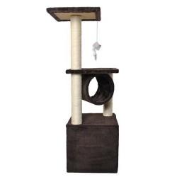 Kačių draskyklė 90 cm - RUDA