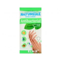 Drėgnos antibakterinės...