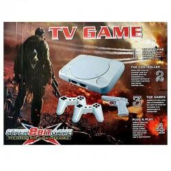 """TV GAME vaizdo žaidimų konsolė """"Super 8"""""""