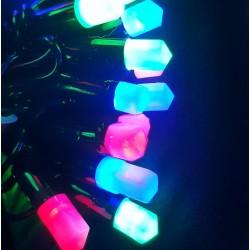 Kalėdinė girliada RGB 40LED