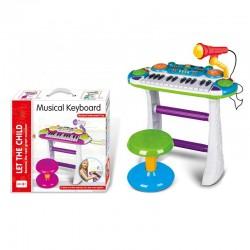 Muzikinė klaviatūra su...