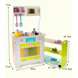 Žaislinis virtuvės...
