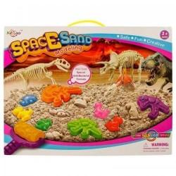 Kinetinis smėlis ir...